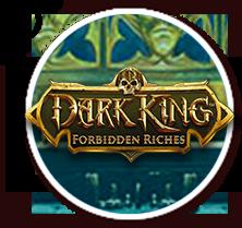 Dark King Forbidden Riches Logo